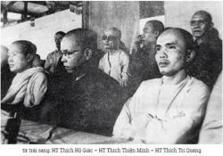 Đại Sư Trí Quang Cứu Nguy Phật Giáo Việt Nam Khỏi Pháp Nạn Năm 1963